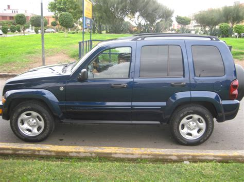 Jeep Liberty 3 7 Specs Jeep Liberty 3 7 2005 Auto Images And Specification
