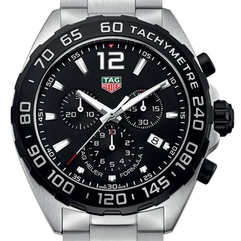 Tag Heuer Formula 1 Caz1011 Ba0842 zegarek tag heuer formula 1 chronograph 43mm caz1010