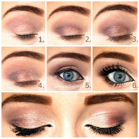 Naked4 4 Eyeshadow Decay 3 brown smokey eye using decay naked3 palette musely
