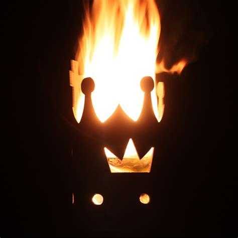 Jm Feuer by Gartenfackel Krone 3 Ohne Stiel Fackeln