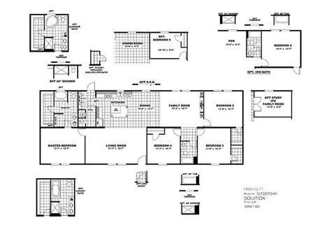 choice homes floor plans starting at 60 499 cmh choice slt28724a for sale