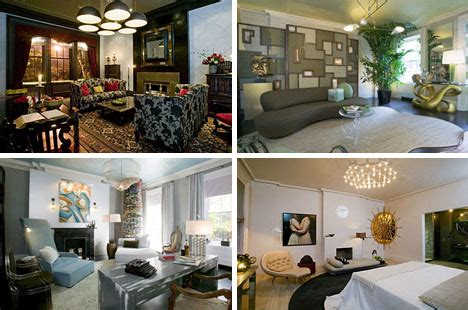 interior design tv shows showtime showcases six tv themed interior designs