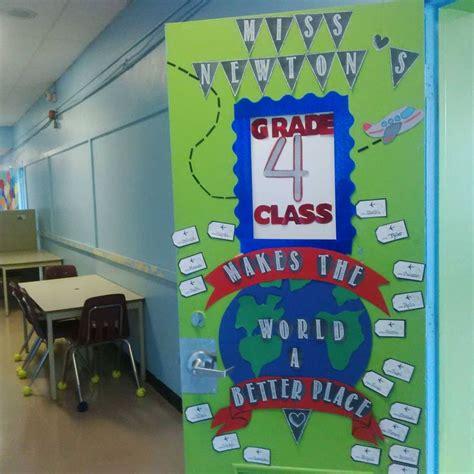 Classroom Door Themes Around The World World Wallpaper by 378 Best Classroom Ideas Images On Birthdays