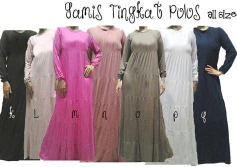 Gamis Abaya Gamis Abaya Gamis Syar I Hijabi Fashion Moslem
