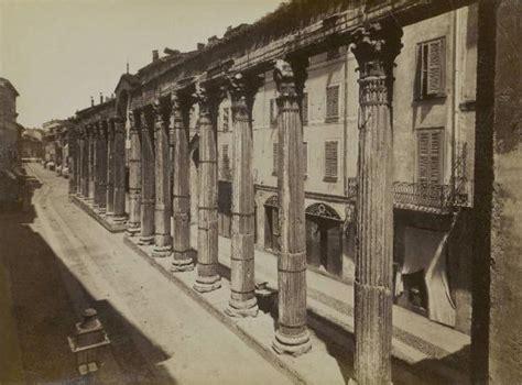 corso di porta ticinese corso di porta ticinese colonne di san lorenzo