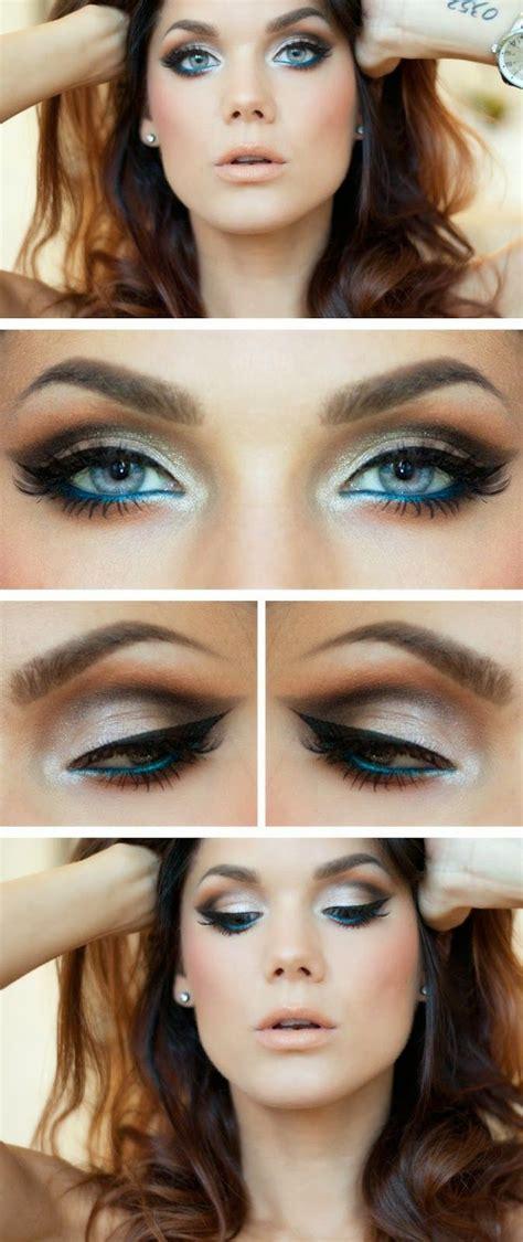 Summer 06 Makeup Podcast Smoky by 25 Best Blue Smokey Eye Ideas On Navy Eye