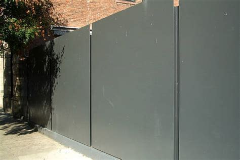 beautiful steel fence panels residential ideas