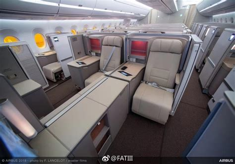 a350 cabin china eastern receives a350 900 new cabin photos