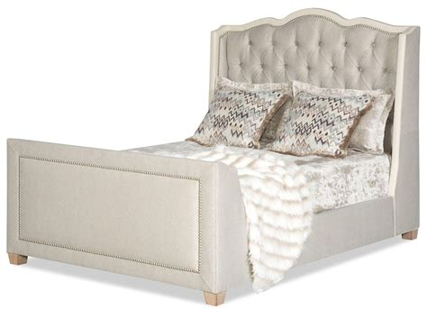 Luxury Tufted Headboards by Luxury Modern Style Bed With Tufted Headboard