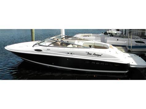 regal boats  bowrider powerboat  sale  florida