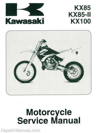 Used 1981 1982 Kawasaki Ar50 Ar80 Service Manual