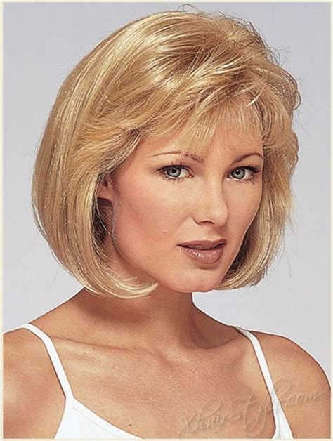short haircuts for round face in your fortys bob hairstyles for women over 50 hairstyles for women