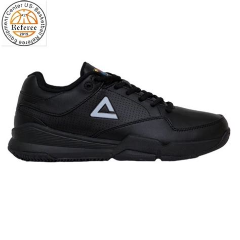 referee basketball shoes peak fiba basketball referee shoes