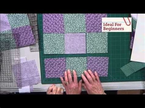 hand quilting tutorial for beginners quot this is a know nothing quilting beginners must watch