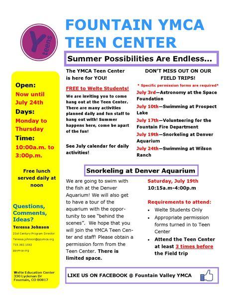Teen Newsletter Xxx Porn Library Ymca Newsletter Template