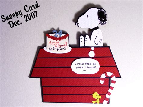 snoopy cards snoopy happy birthday cards images