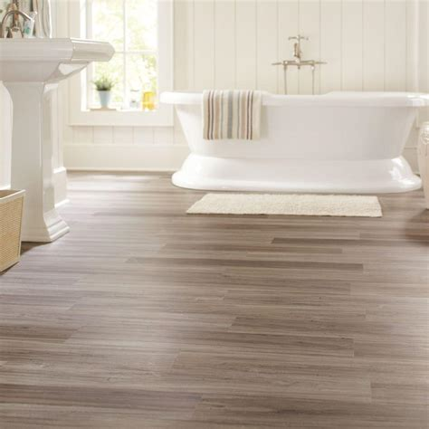 trafficmaster dove maple resilient vinyl plank