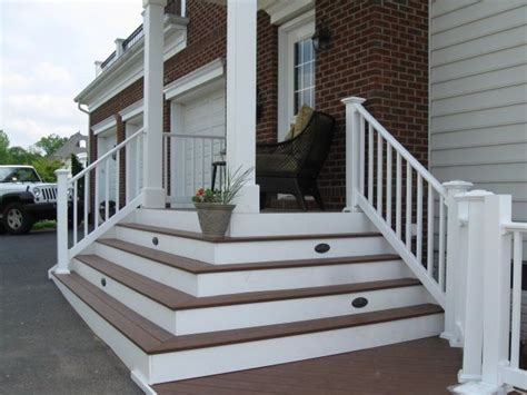 wrap around deck steps ideas pictures remodel and decor two story decks with stairs wrap around stairs serves