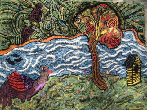 rug hooking daily rug hooking daily featured rug