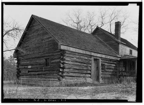 Log Cabin Lebanon by Historic Images Of Burlington County Nj Pemberton