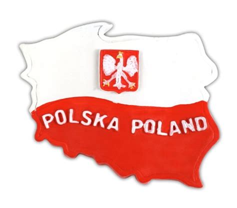 Other Words For Red by Polish Art Center Pride Of Poland Polish Flag Contour
