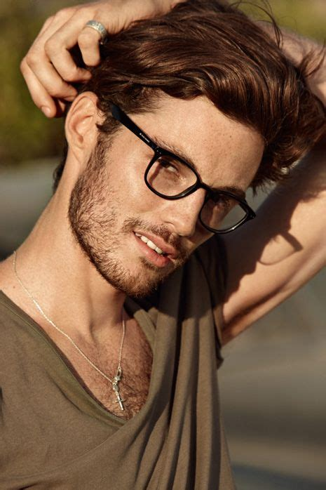men wearing womens hairstyles 258 best images about guys with glasses on pinterest