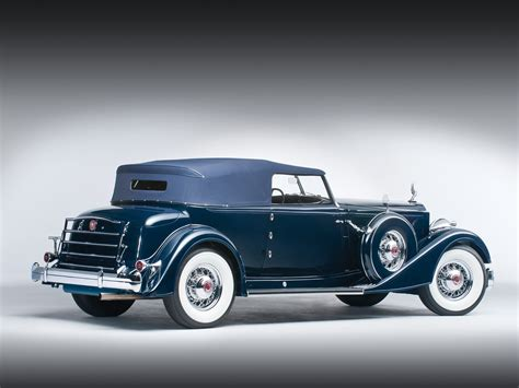 boat auctions victoria rm sotheby s 1934 packard twelve convertible victoria by