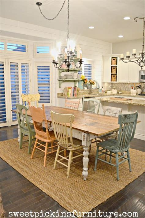 dining table with mismatched chairs table and chairs mismatched chairs and farms on