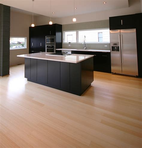 Walnut Kitchen Restaurant Decorating Rooms With Bamboo Flooring Plyboo