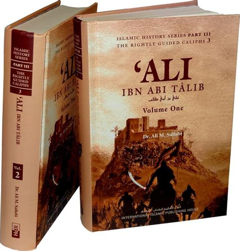 Kdiali Bin Abi Talib ali ibn abi talib r 2 vol set islam future the