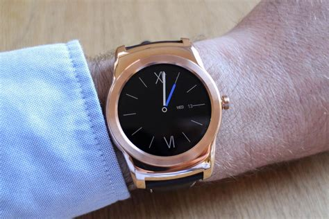 Smartwatch Lg Urbane lg urbane review android wear smartwatch digital trends