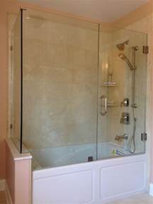 frameless bathtub enclosure glass tub enclosures