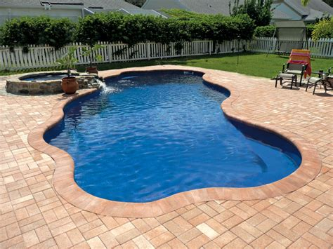 free form pool ray s pool and spa free form pools