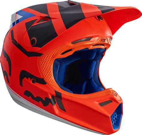 Helm Cross Visor fox v3 creo mx helmet buy cheap fc moto