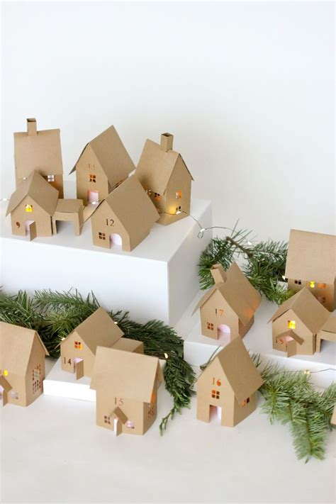 How To Make A Small Paper House - best 20 paper houses ideas on