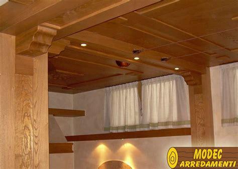 controsoffitti in legno rustici controsoffitti e boiserie in legno modec arredamenti
