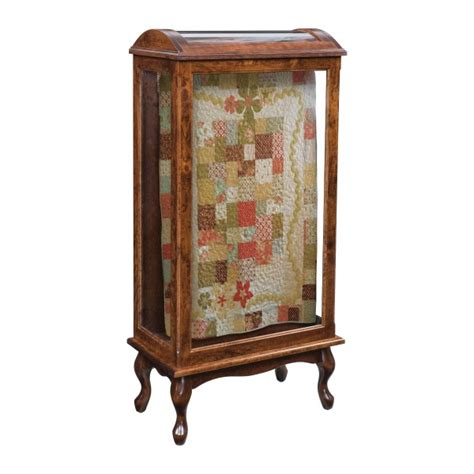 Quilt Curio by Large Quilt Curio Country Furniture