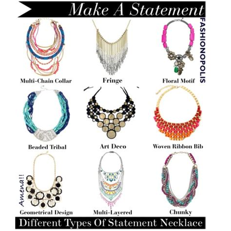 28 best types of necklaces 5 types of necklaces every woman must own 5 types of necklaces