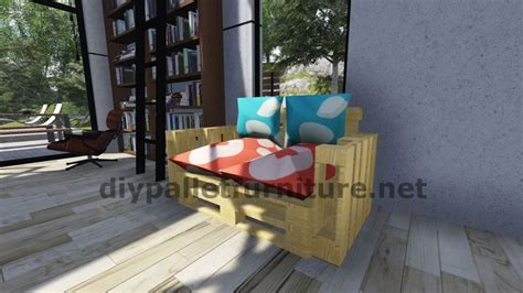 instructions for pallet couch step by step instructions and plans of how to make a sofa