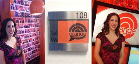 Today Show Orange Room by That Counts 174