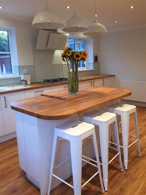 white gloss kitchen ideas best 25 white gloss kitchen ideas on worktop