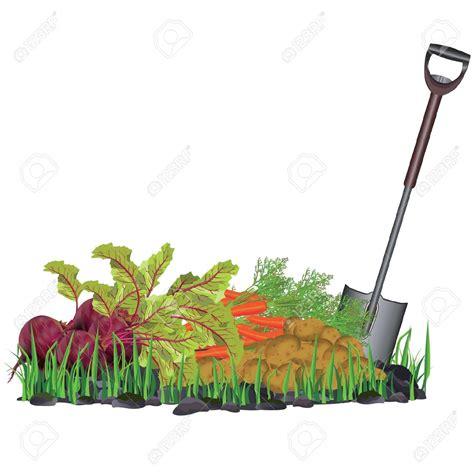 vegetable garden clipart garden tools clipart border clipartsgram