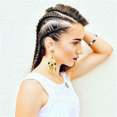 imagenes de varias trenzas peinados con trenzas africanas foto enfemenino