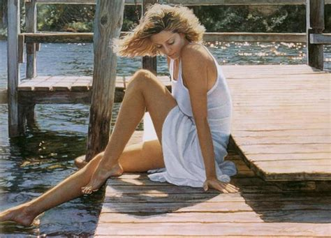 steve hanks watercolor paintings hative