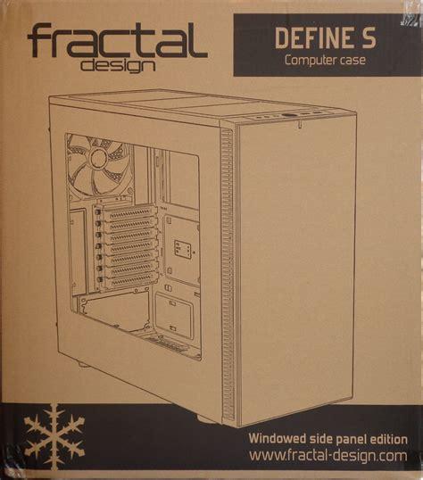 layout testing definition test fractal design define s conseil config
