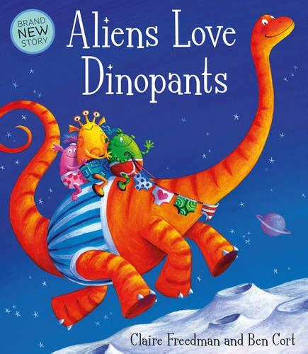 libro aliens love underpants aliens love dinopants underpants new book 9781471120954 ebay