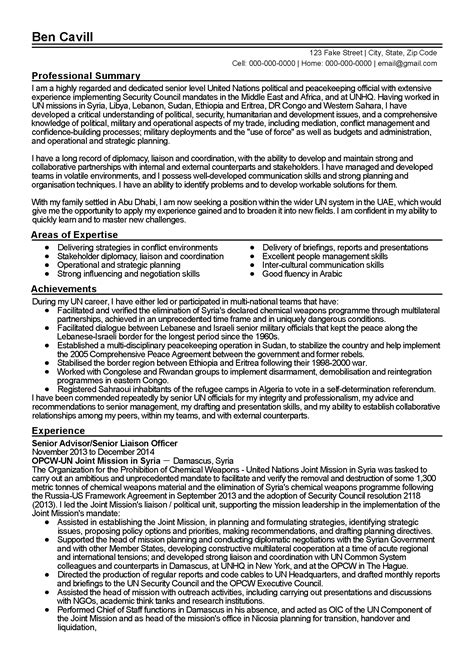 Liaison Resume Professional Senior Liaison Officer Templates To Showcase Your Talent Myperfectresume