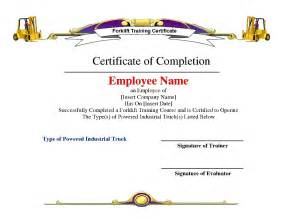 certificate of training template certificate234