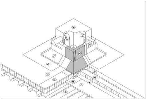 Roof Sleeper Detail by Sbs Details D1 7 6 2 Curbs Sleepers Roof