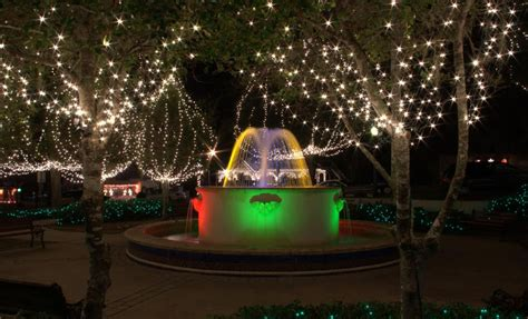 mount dora christmas lights upcoming holiday events in mount dora central florida top 5